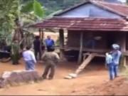 Video An ninh - Quảng Ngãi: Truy bắt tên nghịch tử giết cha vì rượu