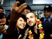 Ca nhạc - MTV - Quán quân The X-Factor Anh thân thiện với fan Việt