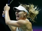 Thể thao - Sharapova - Kvitova: Sức mạnh vượt trội (WTA Finals)