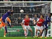 Bóng đá - Sôi động C1: Đối thủ coi thường Arsenal