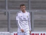 Bóng đá - SAO trẻ Real tái hiện cú 11m vô duyên của Beckham