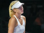Thể thao - Sharapova bình thản nhận thất bại thứ 2 ở WTA Finals