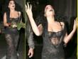Hết hồn với Lady Gaga bụng ngấn mỡ trước thềm Halloween