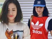 Thời trang - Cô nàng tóc ngắn nổi tiếng nhờ mặc đẹp ở Sài Gòn