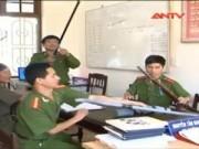 Video An ninh - Quảng Bình: Thu hồi hàng loạt vũ khí, vật liệu nổ