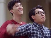 """Fan thích thú cảnh Huỳnh Anh  """" chơi xấu """"  Phở Đặc Biệt"""
