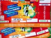 Tin tức trong ngày - Kiểm tra cơ sở in vé giả Giải bóng đá U21 Quốc tế