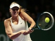Thể thao - Sharapova – Radwanska: Chiến thắng danh dự (WTA Finals)