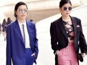 Thời trang - Suit: Đặc quyền không của riêng phái mạnh