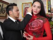 Phim - Ảnh độc quyền lễ đính hôn ấm cúng của Trang Nhung