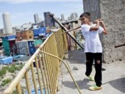 Thể thao - Từ khu ổ chuột, cậu bé thành thần đồng golf