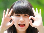 """Bạn trẻ - Cuộc sống - Hot girl An Japan cover hit """"Maps"""" cực đáng yêu"""