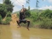 Tin tức trong ngày - Dân đu dây qua sông tử vong: Bộ trưởng Thăng sốt ruột
