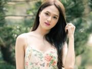 Sao ngoại-sao nội - Người đẹp chuyển giới Hương Giang khoe vẻ nữ tính