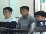 Bản tin 113 - Án tù cho 2 nhóm côn đồ hỗn chiến tại Nghệ An