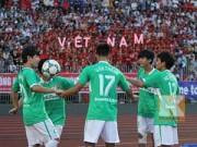 Bóng đá - U19 HAGL - U21 Thái Lan: Đăng quang thuyết phục