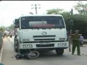 Bản tin 113 - Vụ xe bồn đâm chết sản phụ: Khởi tố, bắt tạm giam tài xế