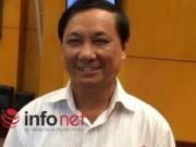 """Tài chính - Bất động sản - Thứ trưởng Bộ TN&MT: """"Ai bị """"vòi"""" tiền làm sổ đỏ hãy báo cho tôi"""""""