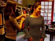 Bảo Trâm giảm cân, tập vũ đạo chuẩn bị cho minishow