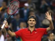 Thể thao - Chardy - Federer: 3 set căng thẳng (V2 Paris Masters)