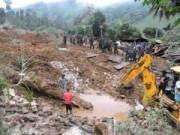 Thế giới - Lở đất ở Sri Lanka, hơn 100 người thiệt mạng