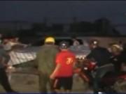 Bản tin 113 - Khởi tố lái xe mải nghe điện thoại cán chết 3 người