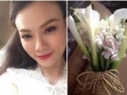 Ngôi sao điện ảnh - Thu Thủy đã bí mật cưới bạn trai yêu 12 năm