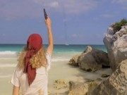 Cười 24H - Clip Khi thánh nhọ lạc trên hoang đảo