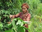 Sức khỏe đời sống - Chuyện lạ về người phụ nữ Ma Coong: Vừa đẻ, vừa uống nước đang sôi!