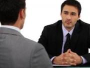 Cẩm nang tìm việc - Dấu hiệu của một buổi phóng vấn thất bại
