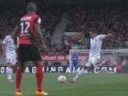 Video bàn thắng - Cầu thủ ghi 5 bàn một trận tỏa sáng top 5 V11 Ligue 1