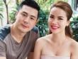 """Yến Trang rạng rỡ bên """"trai đẹp"""" Thái Lan"""