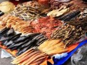 An toàn thực phẩm - Kiểm tra dùng thuốc diệt ruồi bảo quản cá khô