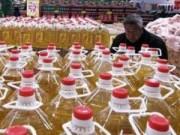 Thị trường - Tiêu dùng - Đình chỉ công ty sản xuất mỡ bẩn xuất sang Đài Loan