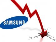 """Điện thoại - Samsung có quý kinh doanh """"tệ nhất"""" trong 2 năm qua"""