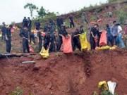 Tin tức Việt Nam - Vỡ đập gây ngập ở Quảng Ninh: Nghi xả lũ có vấn đề
