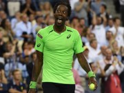 Monfils drop shot đẹp nhất vòng loại Paris Masters