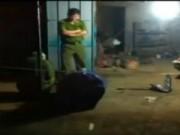 Bản tin 113 - Quảng Ngãi: Thùng phi hóa chất nổ, một người tử vong