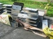 An ninh Xã hội - Băng trộm nhí chuyên tháo hàng rào đem bán phế liệu