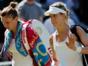 Tennis - Ngôi sao trẻ Bouchard & Halep: Tài không đợi tuổi