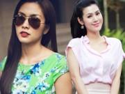 Thời trang bốn mùa - Kiều nữ Việt gợi cảm ý nhị với thời trang công sở