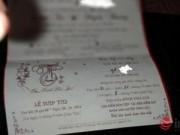 Tin tức Việt Nam - Viện trưởng VKS huyện tổ chức tiệc cưới con ở cơ quan