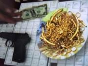 An ninh Xã hội - Khởi tố nhóm đi ô tô cướp tiệm vàng Ngọc Bốn
