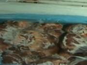An ninh Kinh tế - Tiêu dùng - Phát hiện 220kg tim lợn đông lạnh nhập khẩu trái phép
