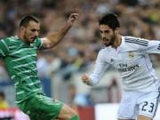 """Bóng đá Tây Ban Nha - Real: Isco vượt lên phận """"đời thừa"""""""
