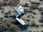 Tin tức trong ngày - Tàu du lịch vũ trụ Mỹ nổ tung khi bay thử nghiệm