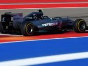 Thể thao - F1 - Chạy thử American GP: Cạnh tranh quyết liệt