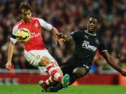 Bóng đá Ngoại hạng Anh - Arsenal - Burnley: Hiệp 2 bùng nổ