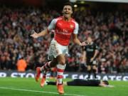 Bóng đá - Wenger ca ngợi hết lời Sanchez