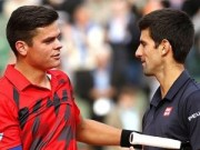 """Thể thao - Djokovic giải mã """"máy giao bóng"""" (CK Paris Masters)"""